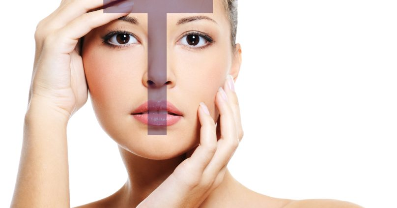 مراقبت پوست مختلط