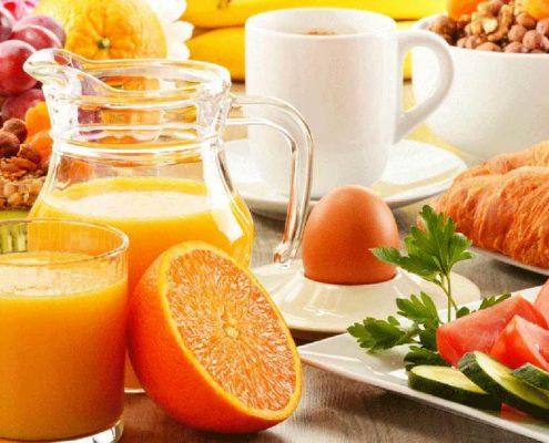 مواد غذایی مناسب برای صبحانه