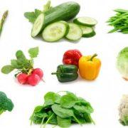 میوه ها و سبزیجات موثر در لاغری