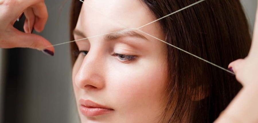 بند انداختن-از بین بردن موهای صورت
