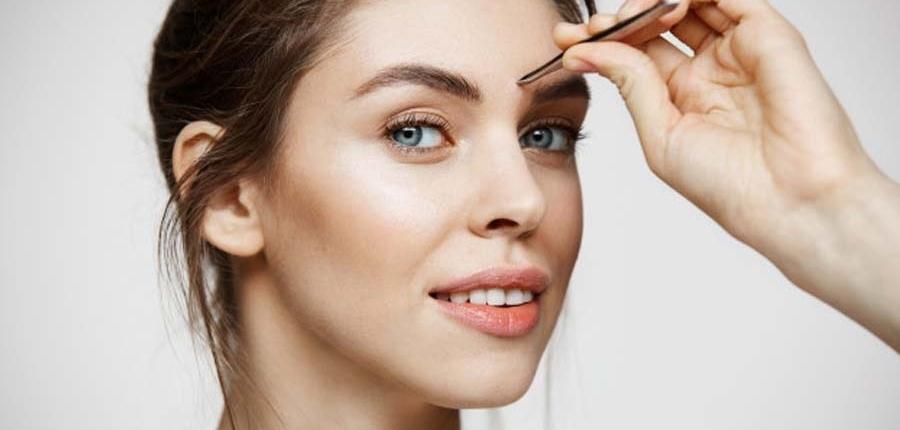 استفاده از موچین-از بین بردن موهای صورت