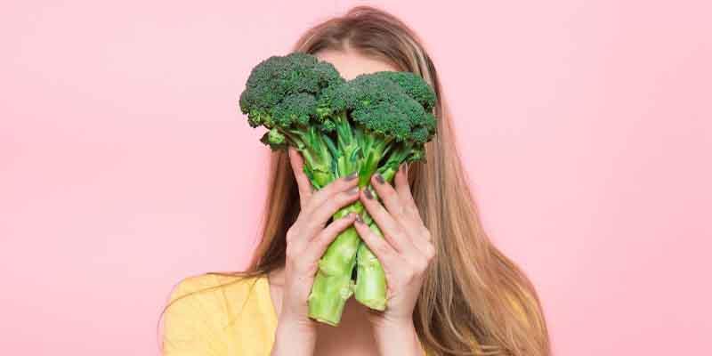 رژیم غذایی-درمان ریزش مو