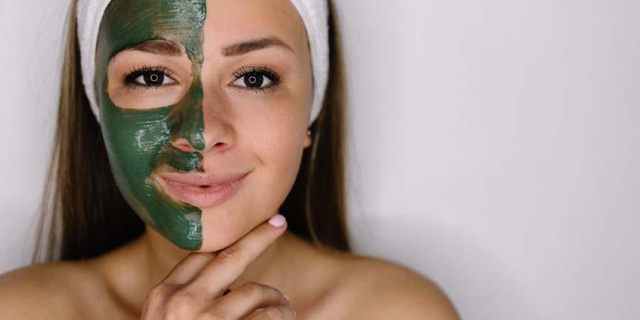 ماسک مناسب پوست خشک-بهترین ماسک صورت