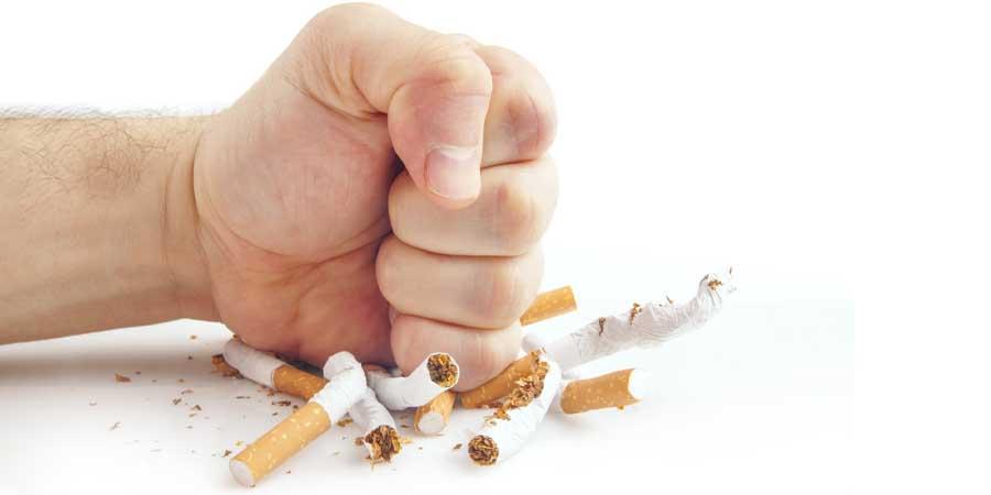 5. سیگار را ترک کنید-چگونه جوان بمانیم