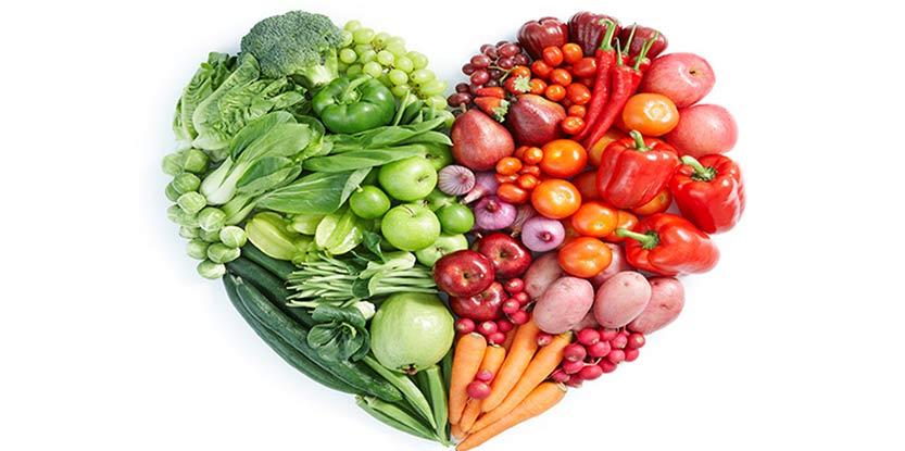 تغذیه سالم یکی از راههای افزایش تراکم مو