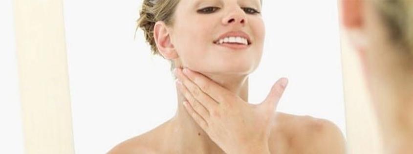 6 مورد از کاربردی ترین روش های درمان چروک گردن