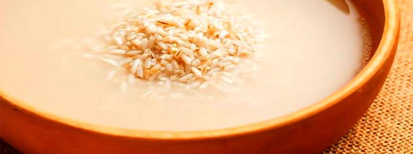آب برنج و خواص خارق العاده آن!